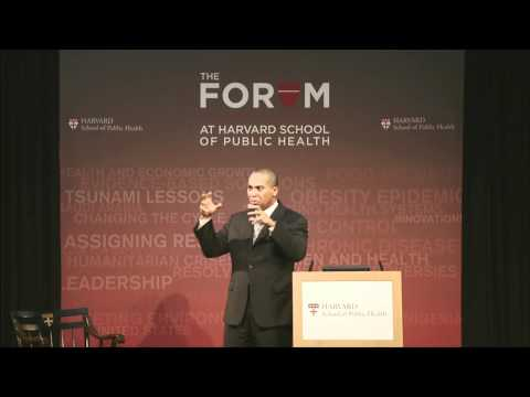 Governor Deval Patrick: Costs and Quality: The Next Phase of Massachusetts Healthcare Reform