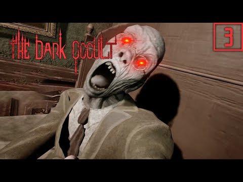 ខ្មោចធ្វើពុត The Conjuring House : The Dark Occult (Horror Game) | Part 3
