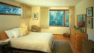 видео Как сделать кровать основным элементом спальни