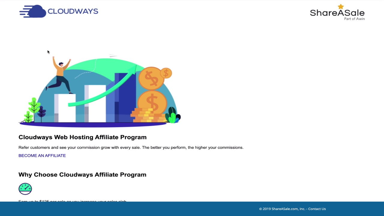 Introducing The Cloudways Web Hosting affiliate program: A Good, High-Paying Affiliate Program
