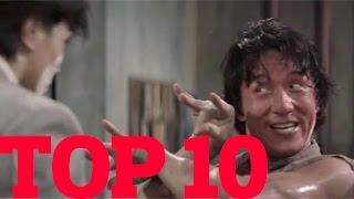 En Muhteşem 10 Jackie Chan filmi
