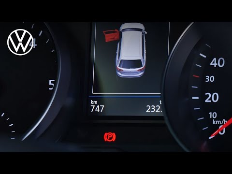 Electric Parking Brake/Autohold - Easy to understand | Volkswagen