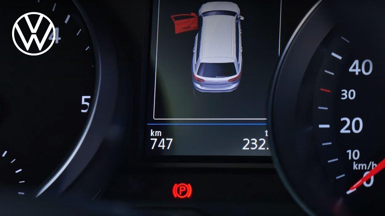 Electric Parking Brake Autohold Easy To Understand Volkswagen