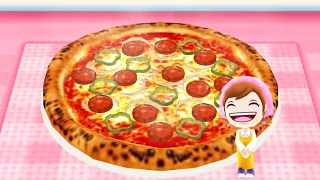 Cooking Mama: Let's Cook| Pizza