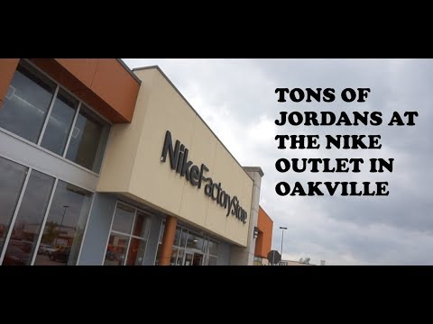 Nike Outlet Store In Oakville