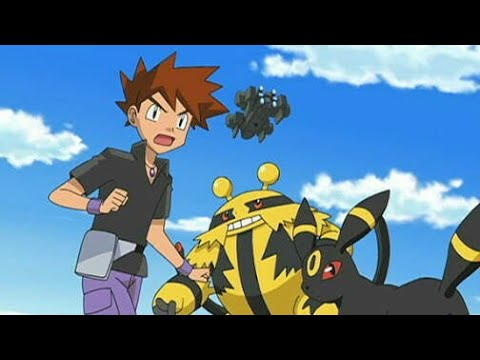 Pokemon in Hindi Gary Oak All Pokemon