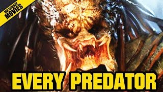 Every Predator Ever
