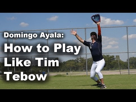 How to Play Baseball Like Tim Tebow