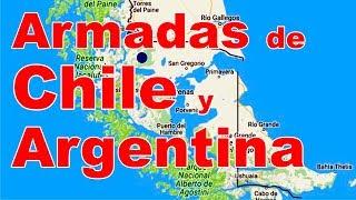 Armadas de Chile y Argentina 2017