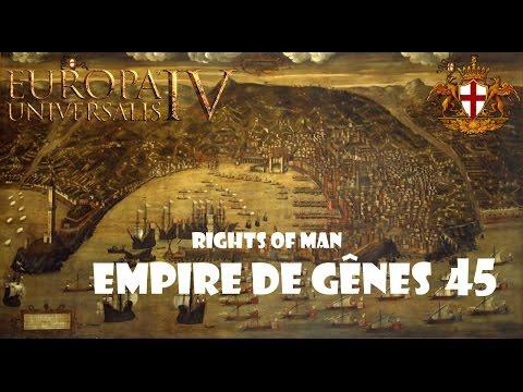 [FR] Europa Universalis IV - Rights of Man - Empire de Gênes 45