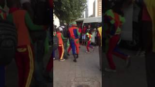 Du lich tại châu phi- travel in africa-dance