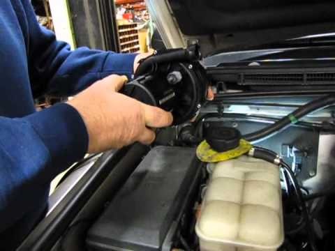 Identifying Secondary Air Engine on Discovery II and Range Rover P38 Models  YouTube