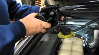 Identifying Secondary Air Engine on Discovery II and Range Rover P38 Models