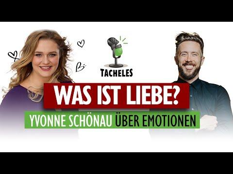 YVONNE SCHÖNAU über Emotionen | Yvonne Schönau zu Gast bei Tacheles -