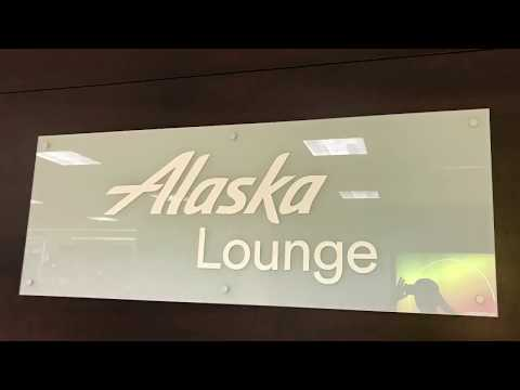 Alaska Lounge SEA Concourse D