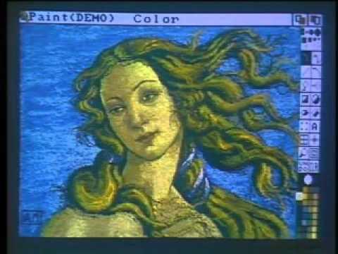 The Computer Chronicles: Commodore Amiga and Atari ST (1985)
