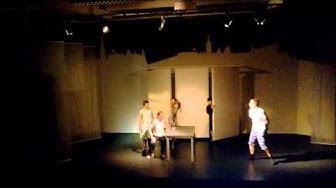 Vadelmavenepakolainen 19.12.2014 Teatteri Ulpu