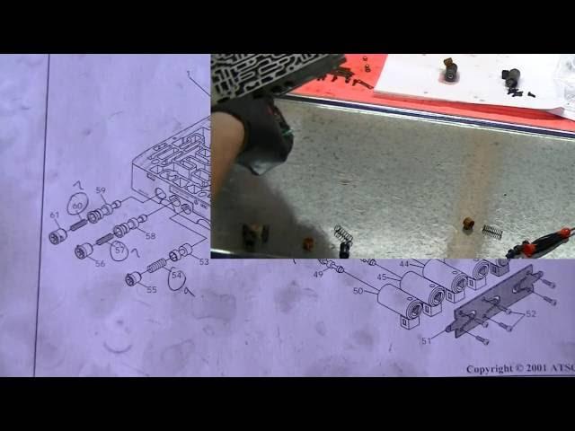 01m valve body rebuild | Kansas City Tdi & CoolAirVw Repair