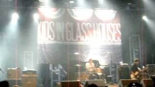 Kids In Glass Houses - Good Boys Gone Rad M.E.N 05.03.09