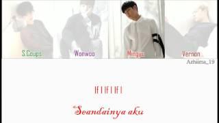 Video SEVENTEEN Hip hop team - If I (Han | Rom | Indo Sub) HD download MP3, 3GP, MP4, WEBM, AVI, FLV April 2018