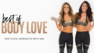 The BEST of BODY LOVE Mashup Workout!!