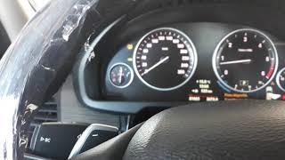Comment réinitialiser ( reset ) service pression pneus pour BMW X5 X6 X4