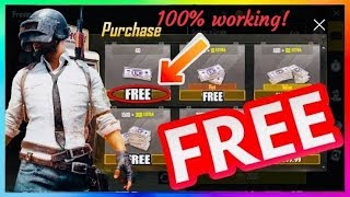 How To Get Free UC On Pubg Mobile
