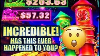 ★HAS THIS EVER HAPPENED TO YOU? 😅★ NEW FAST FORTUNE 5 DRAGONS & BUFFALO Slot Machine