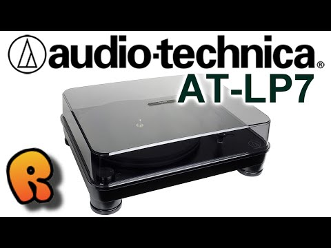 audio-technica-at-lp7-unboxing-&-review!