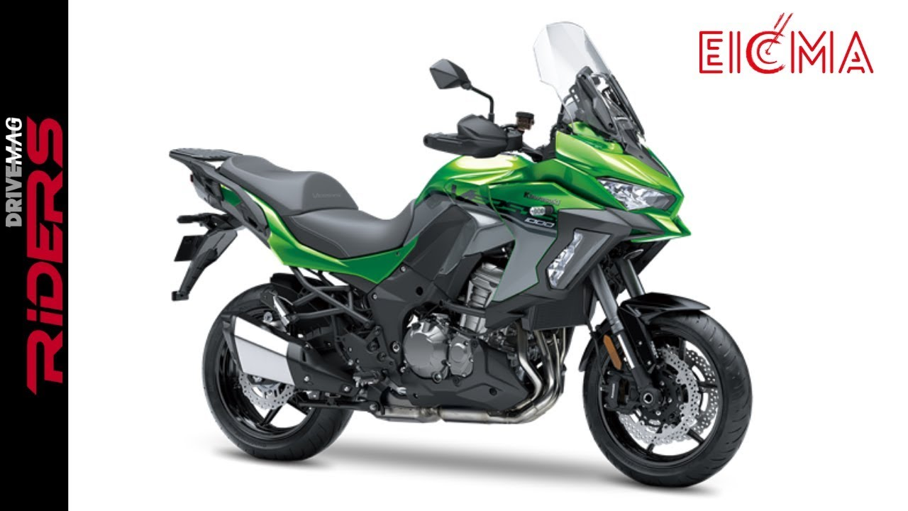 2019 Kawasaki Versys 1000 Walkarond Updates Youtube