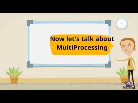 Multithreading vs Multiprocessing vs Multitasking