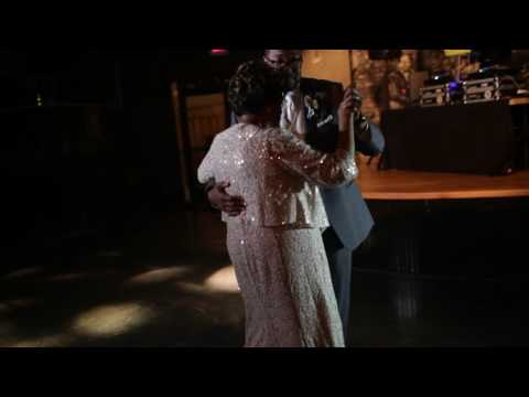 Mother Son Dance  Blakney Wedding 2016