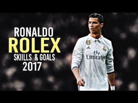 Cristiano Ronaldo 2017 - Rolex | Skills & Goals | HD