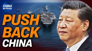 Australia takes action against China; US election puts China on edge; New China, US battle