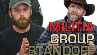 Oregon Militia standoff