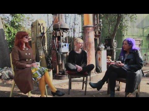 LA Zine Fest Interviews: Alice Bag & Allison Wolfe