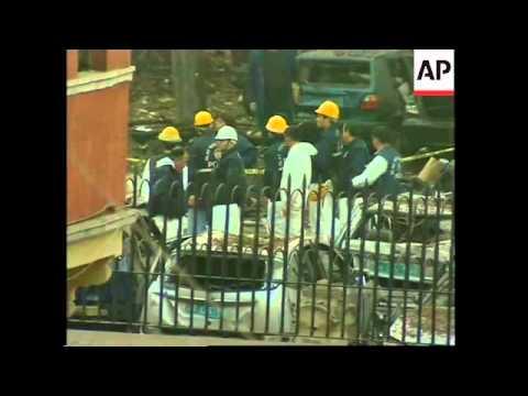 GNS: Destruction In British Consulate Compound