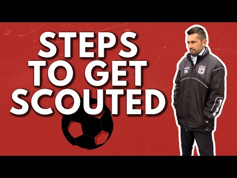 how to get scouted in soccer australia