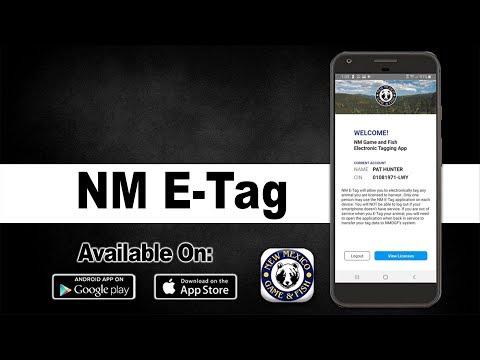 NM E-Tag Mobile App