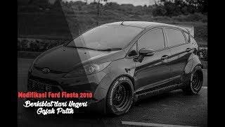 Modifikasi Ford Fiesta 2010: Berkiblat dari Negeri Gajah Putih