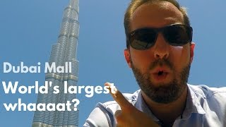 1 week to Philippines – Dubai mall visit and world's largest …