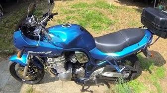"""1998er Suzuki GSF 600/S """"Bandit"""" - erster Eindruck"""