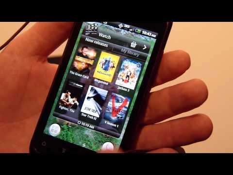 HTC Rhyme Sense 3.5 and Charm Demonstration
