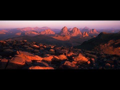 هضبة الاتاكور بالصحراء الجزائرية , جمال خرافي