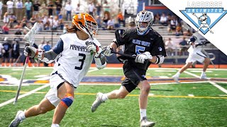Highlights: Manhasset vs Darien 2019