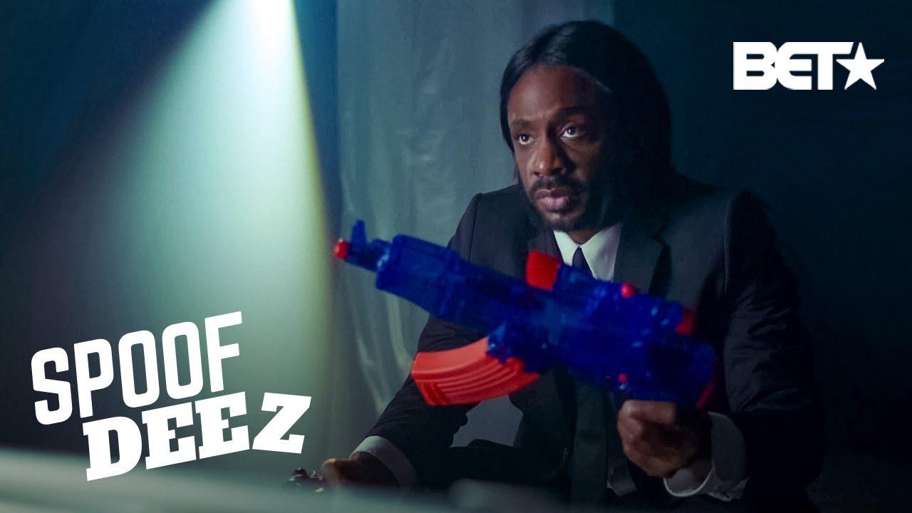 Juhahn Jones As Jahiem Wick Who Dodges Bullets & Faces His Biggest Challenge Yet Ep 103 | Spoof Deez