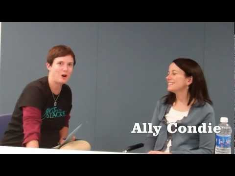 interview with Ally Condie