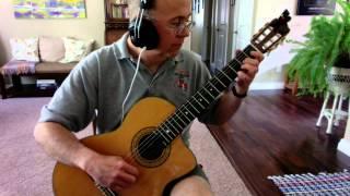 Carmen - Habanera (guitar cover HD)