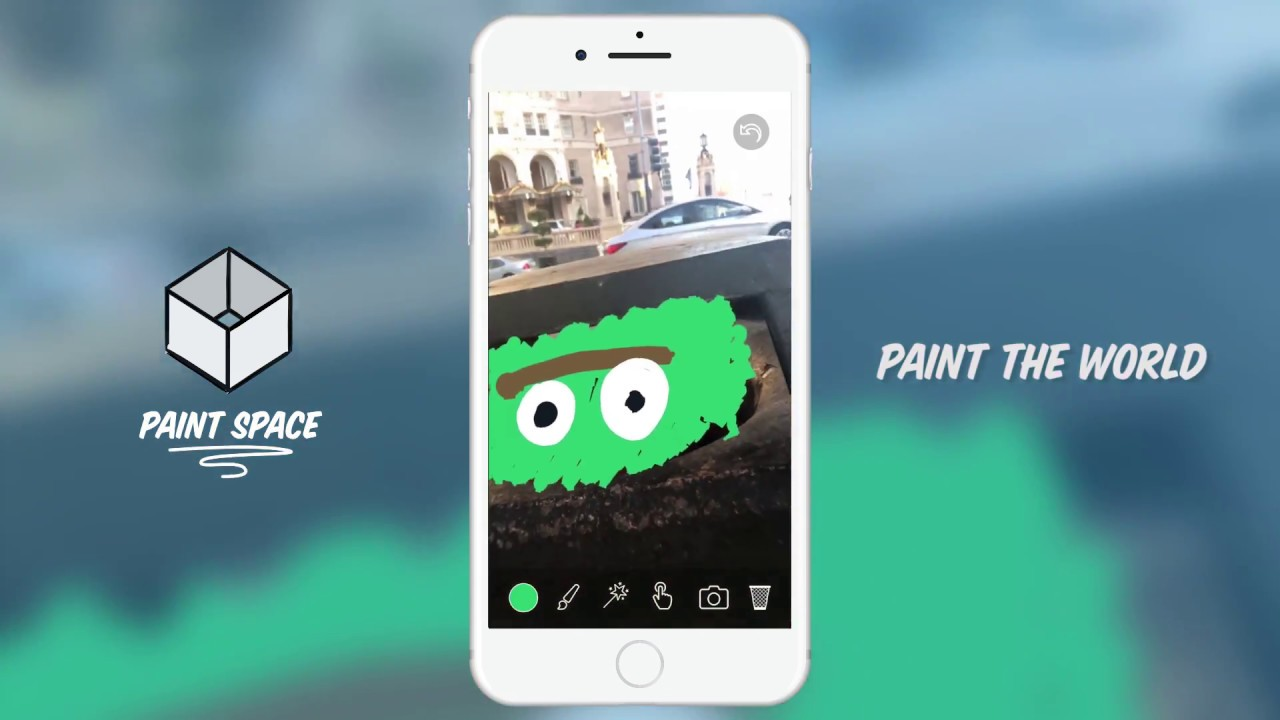 Paint Space - AR Painting For Your Phone