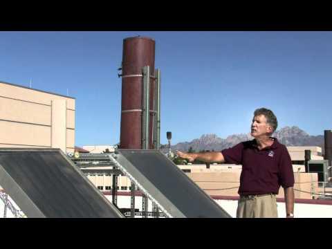 Renewable Energy: Solar Water Heaters